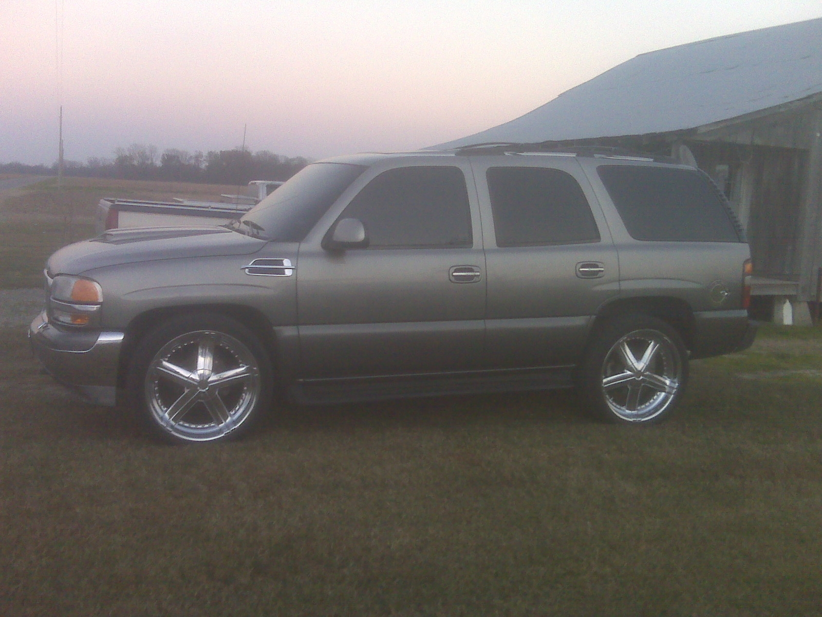 Another PonytailSTL 2001 GMC Yukon post... - 14242284