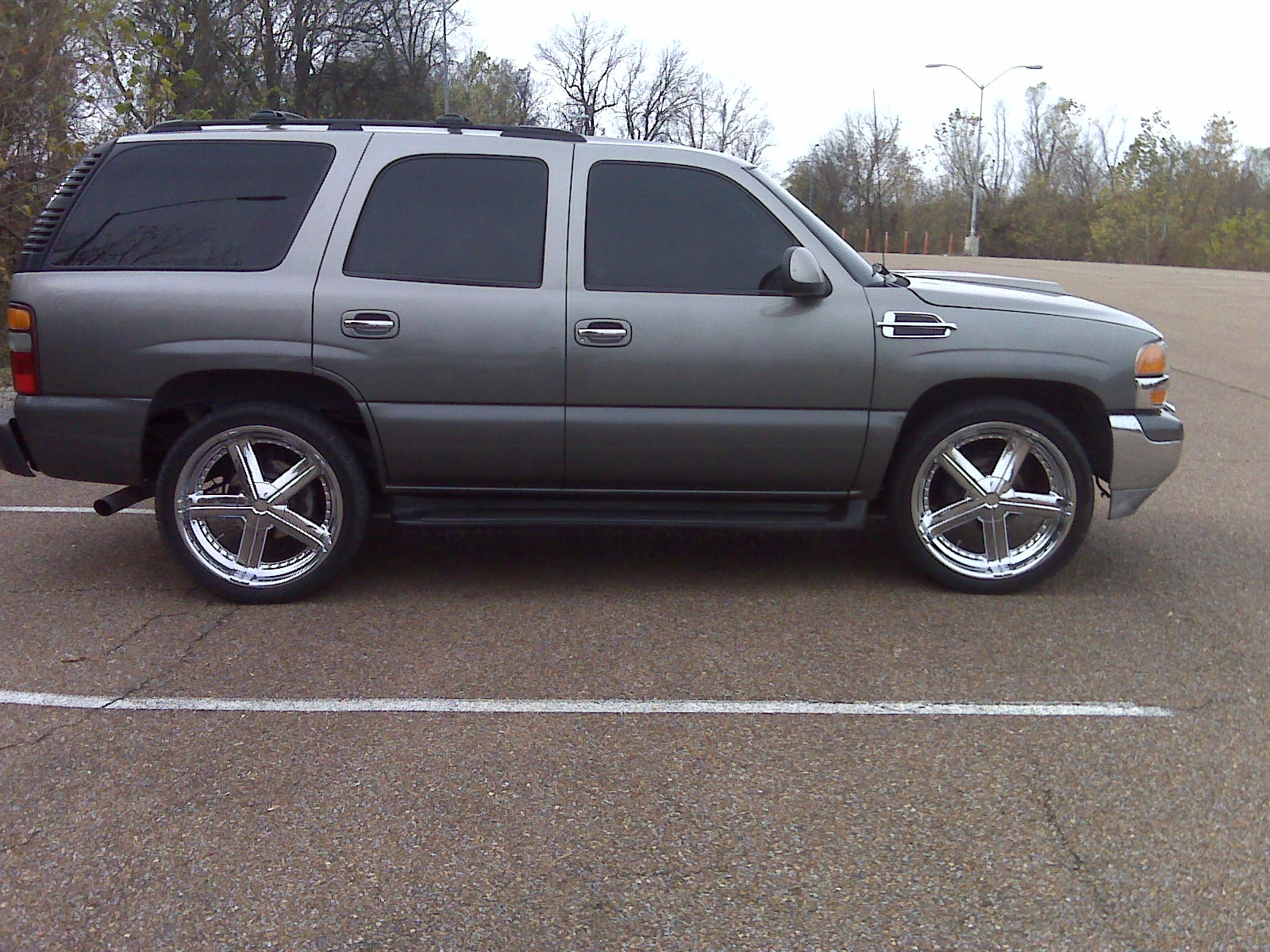 Another PonytailSTL 2001 GMC Yukon post... - 14242288