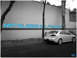 alxlos 2009 Mitsubishi Lancer