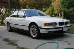 Greenverts 2000 BMW 7 Series