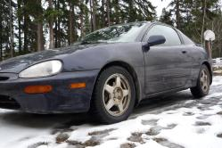 TrevorSpencers 1996 Mazda MX-3
