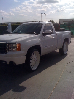 juandlts 2007 GMC Sierra