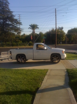 juandlts 2007 GMC Sierra 1500 Regular Cab