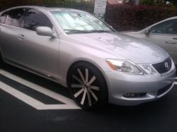 krazyazfuc1234s 2006 Lexus GS