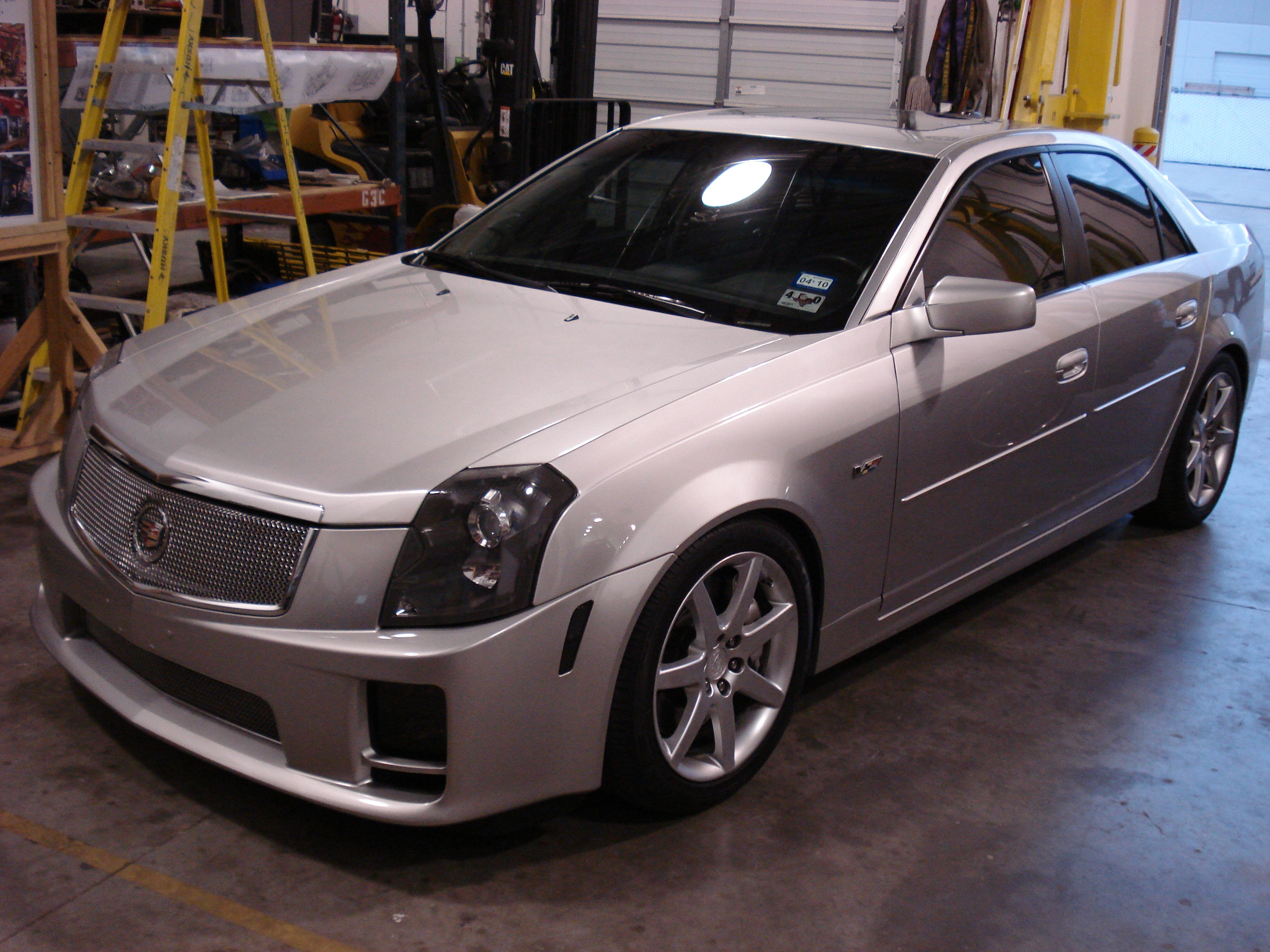 z rated ls1 2005 cadillac cts specs photos modification. Black Bedroom Furniture Sets. Home Design Ideas