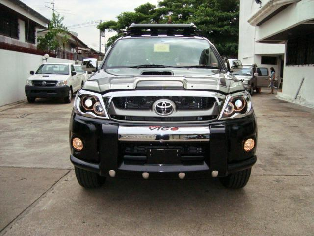 0775269014 2009 Toyota Hilux Specs Photos Modification Info At