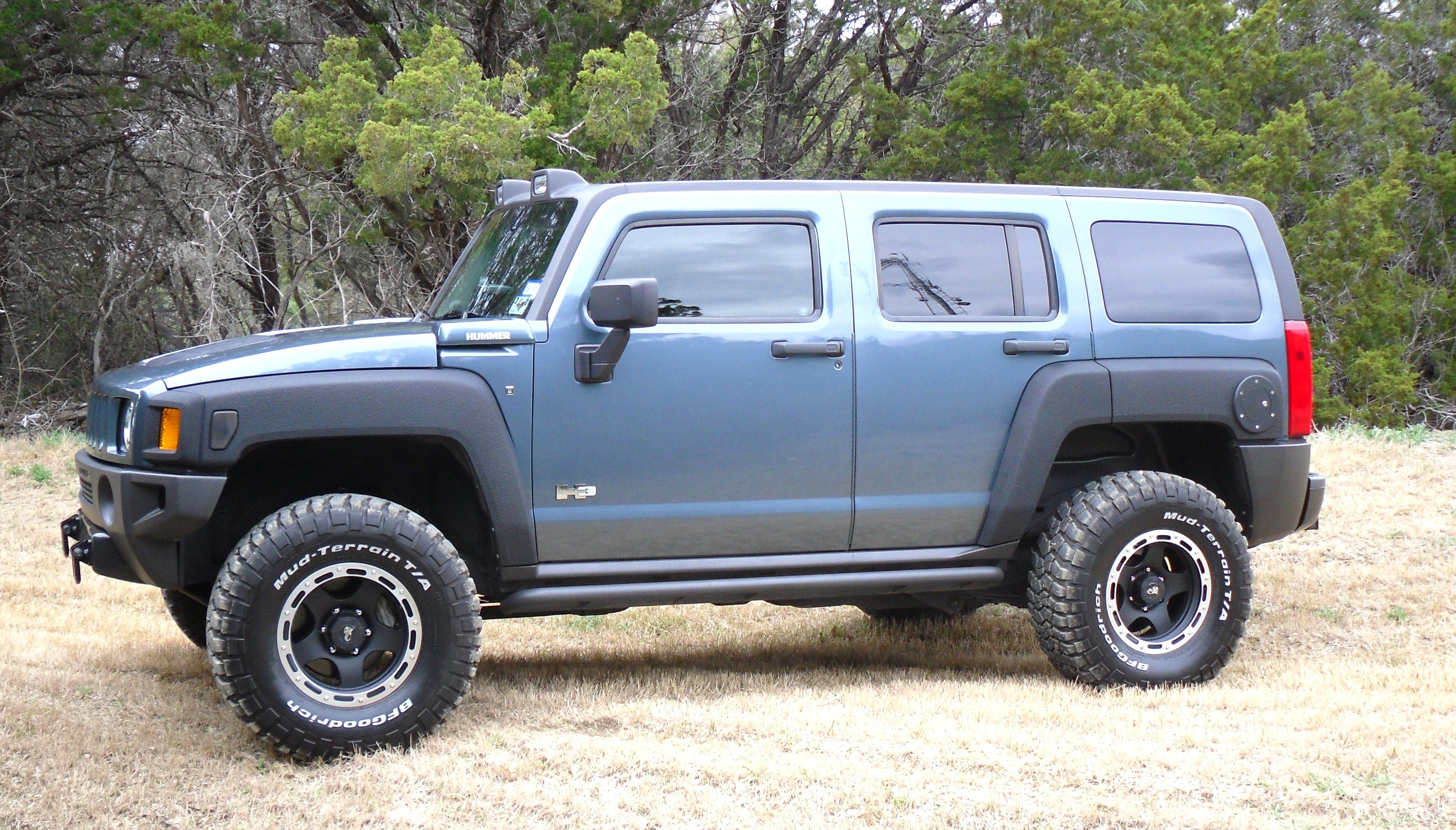 rotortype 2007 hummer h3sport utility 4d specs photos modification info at cardomain. Black Bedroom Furniture Sets. Home Design Ideas