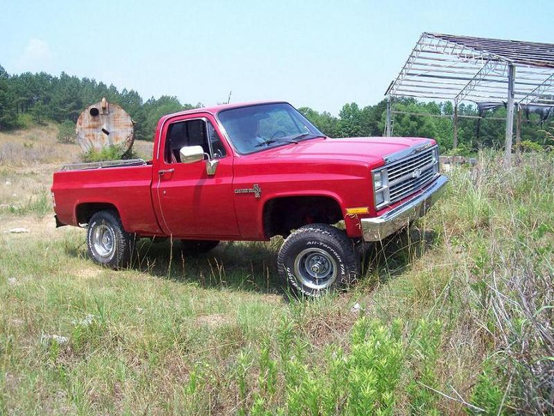 Another bamaproject 1984 Chevrolet C/K Pick-Up post... - 14244281