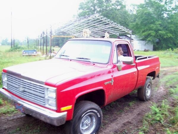 Another bamaproject 1984 Chevrolet C/K Pick-Up post... - 14244283