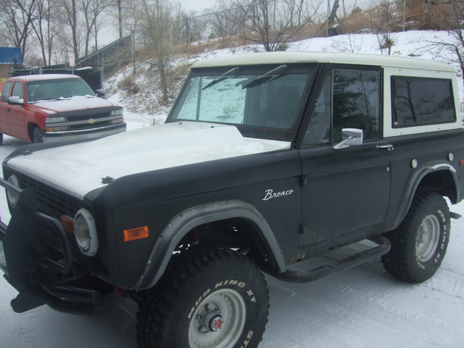 Another sami88 1972 Ford Bronco post... - 14244580