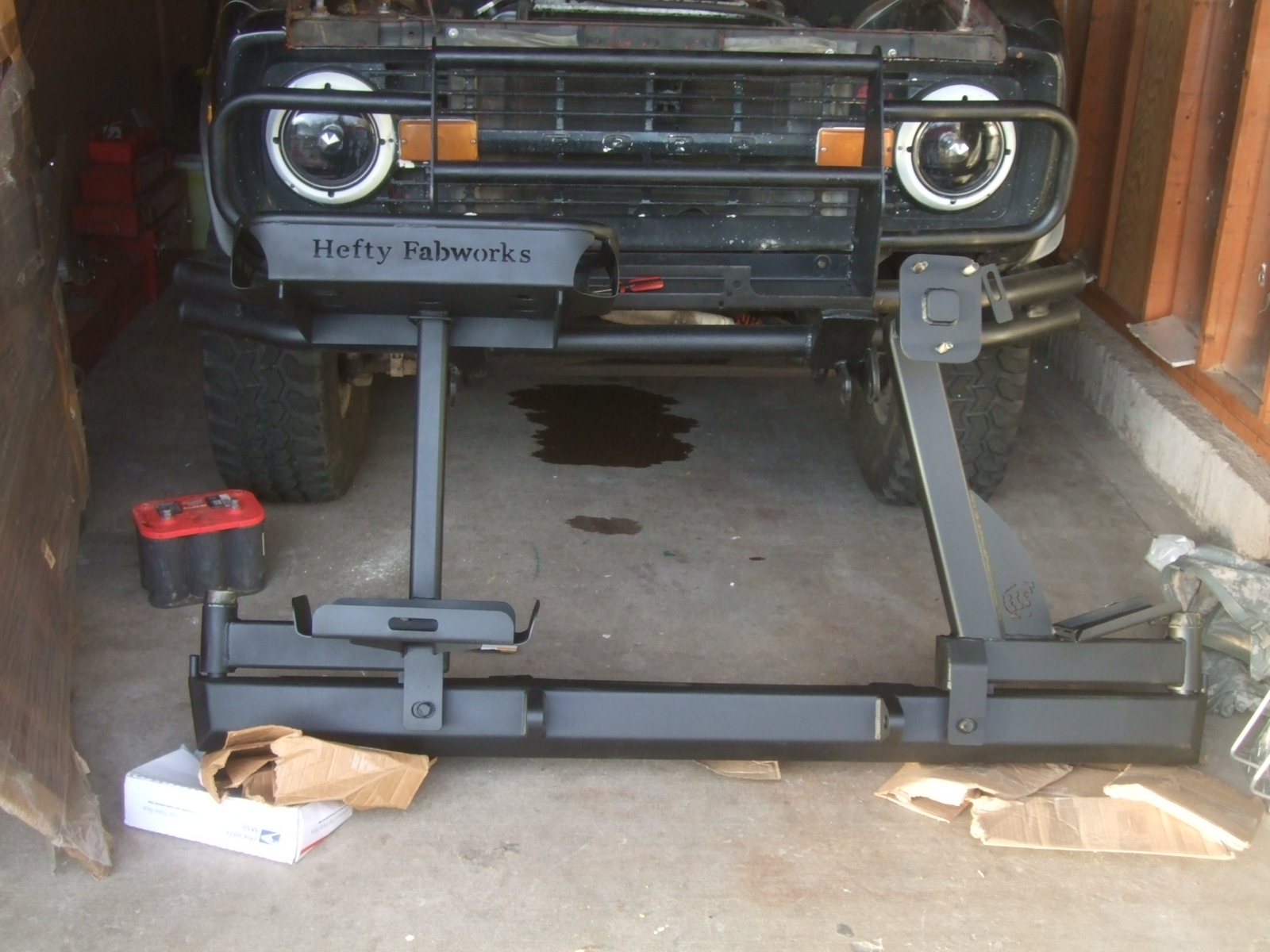 Another sami88 1972 Ford Bronco post... - 14244607