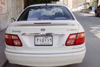 wely6060 2001 Nissan Sunny