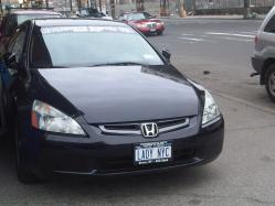 ladynycs 2003 Honda Accord