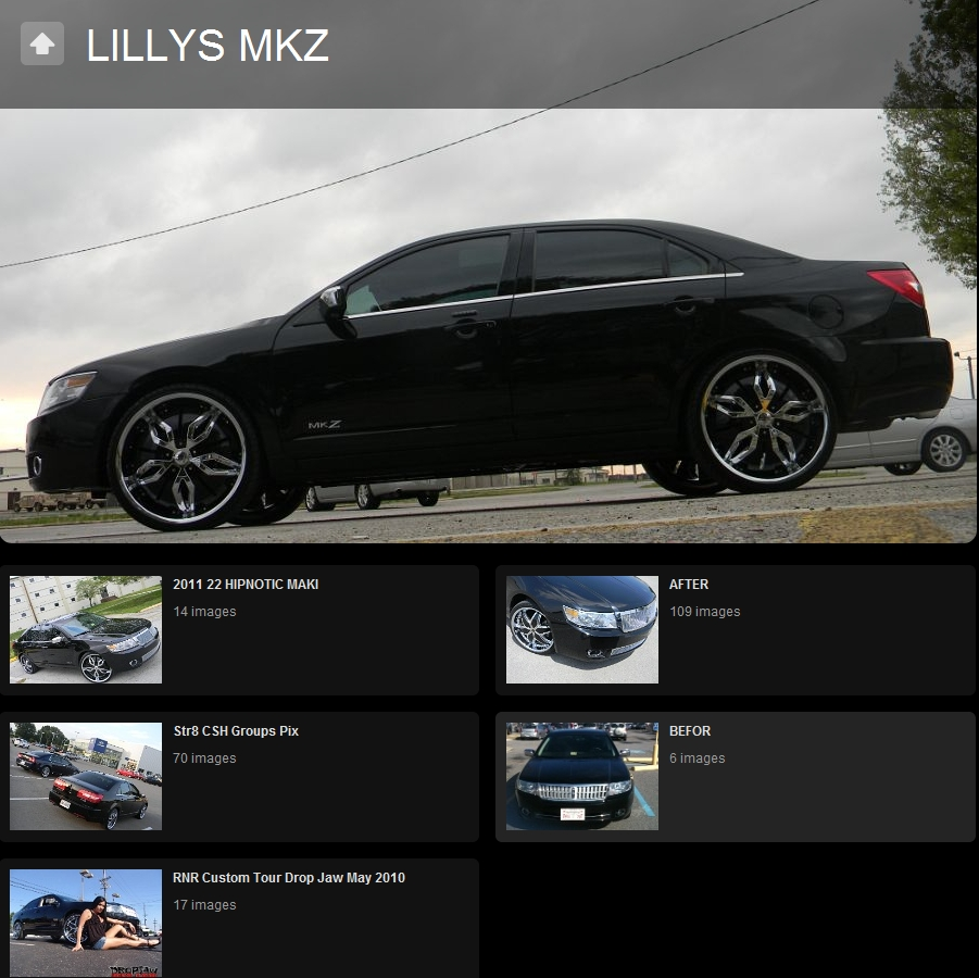 2010 Lincoln Mkz Exterior: Bigwill1323704 2007 Lincoln MKZ Specs, Photos