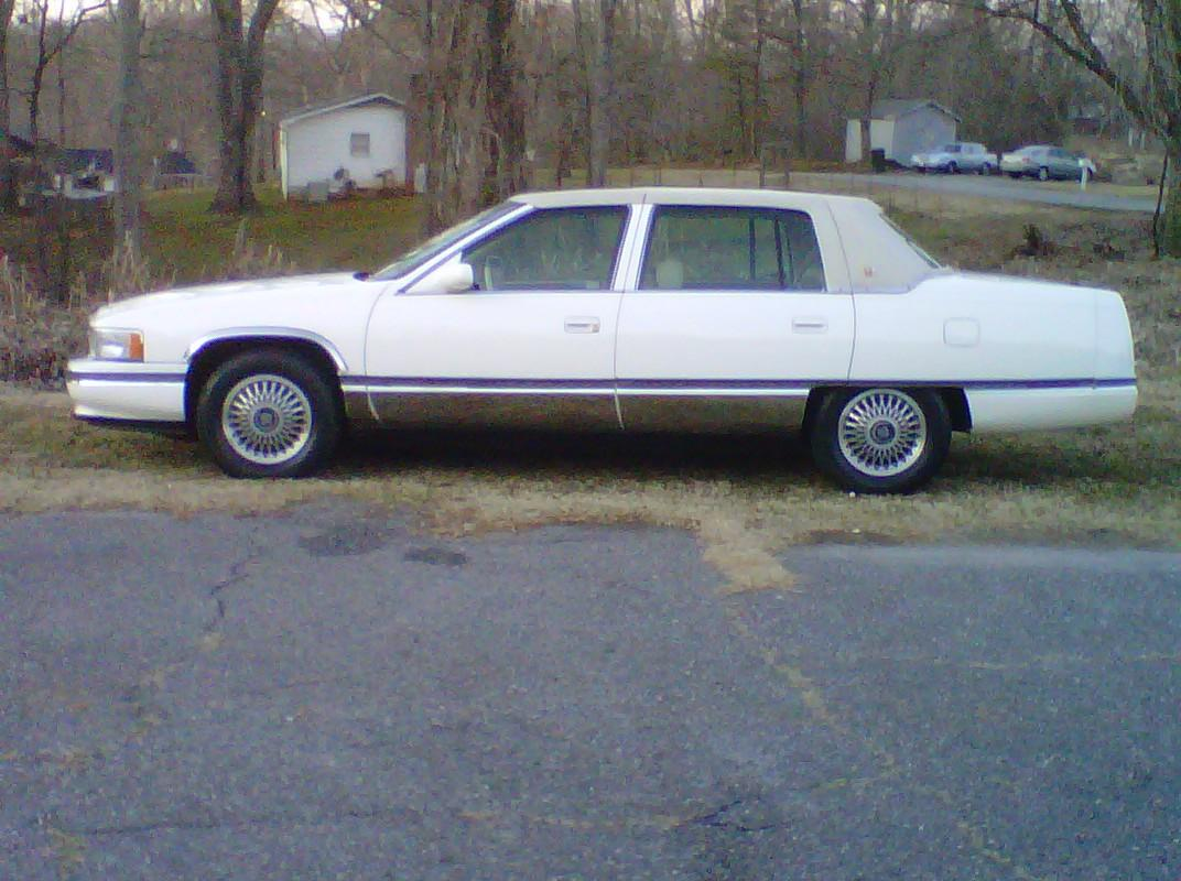 Another Fieldmobb1984 1995 Cadillac DeVille post... - 14246874