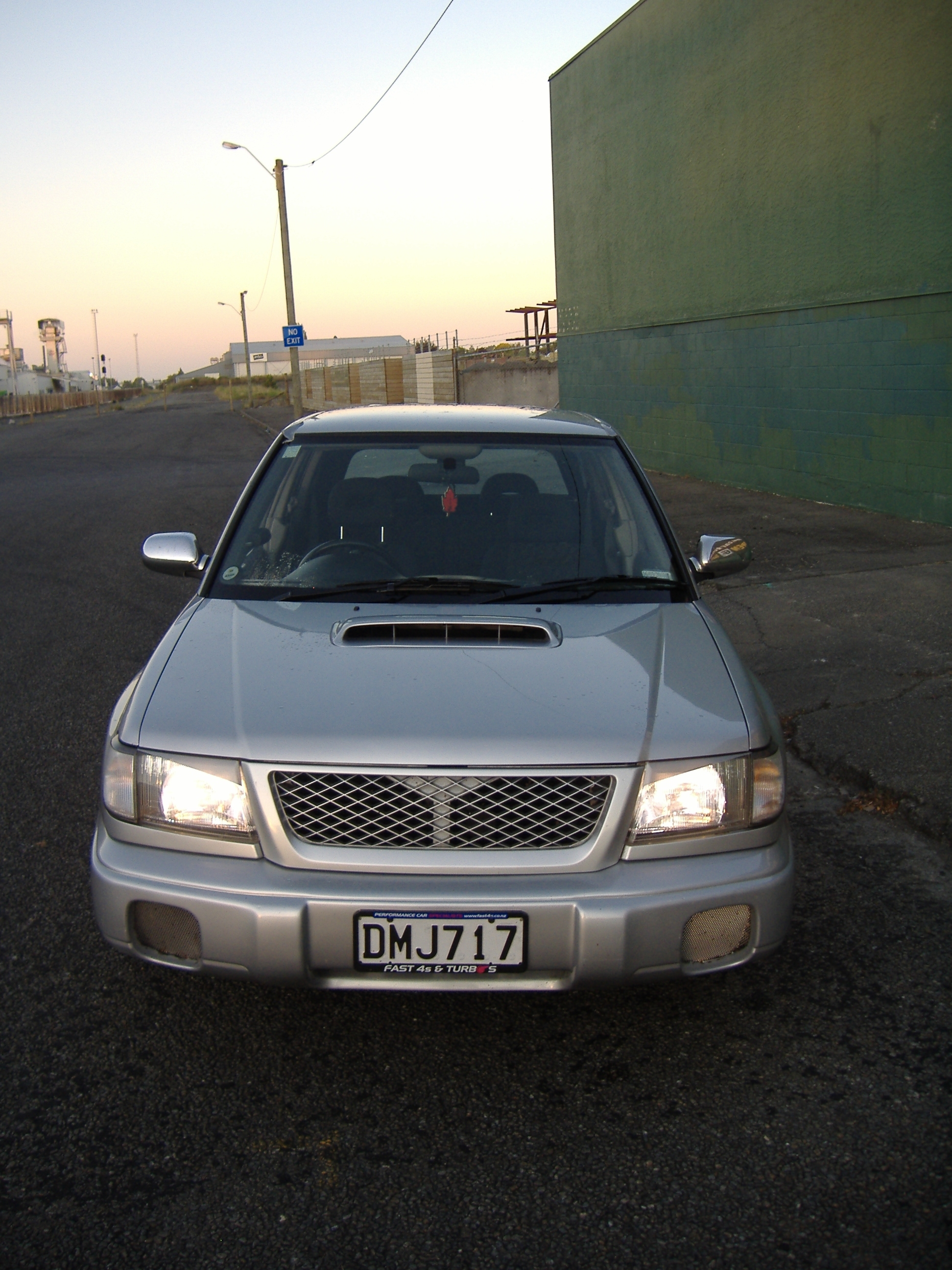 Original on Subaru Forester 2 0 1991 Specs And Images