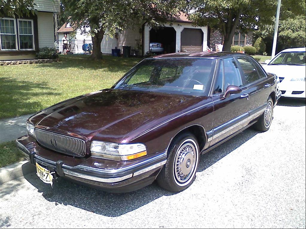 1994 Buick Lesabre Limited. ccutlass87#39;s 1994 Buick