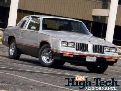 ccutlass87 1984 Oldsmobile Cutlass Salon