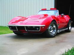 Trauma68s 1968 Chevrolet Corvette