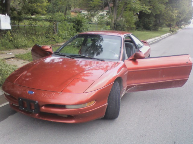 Ford Probe 1995. Toxiccornholeo#39;s 1995 Ford