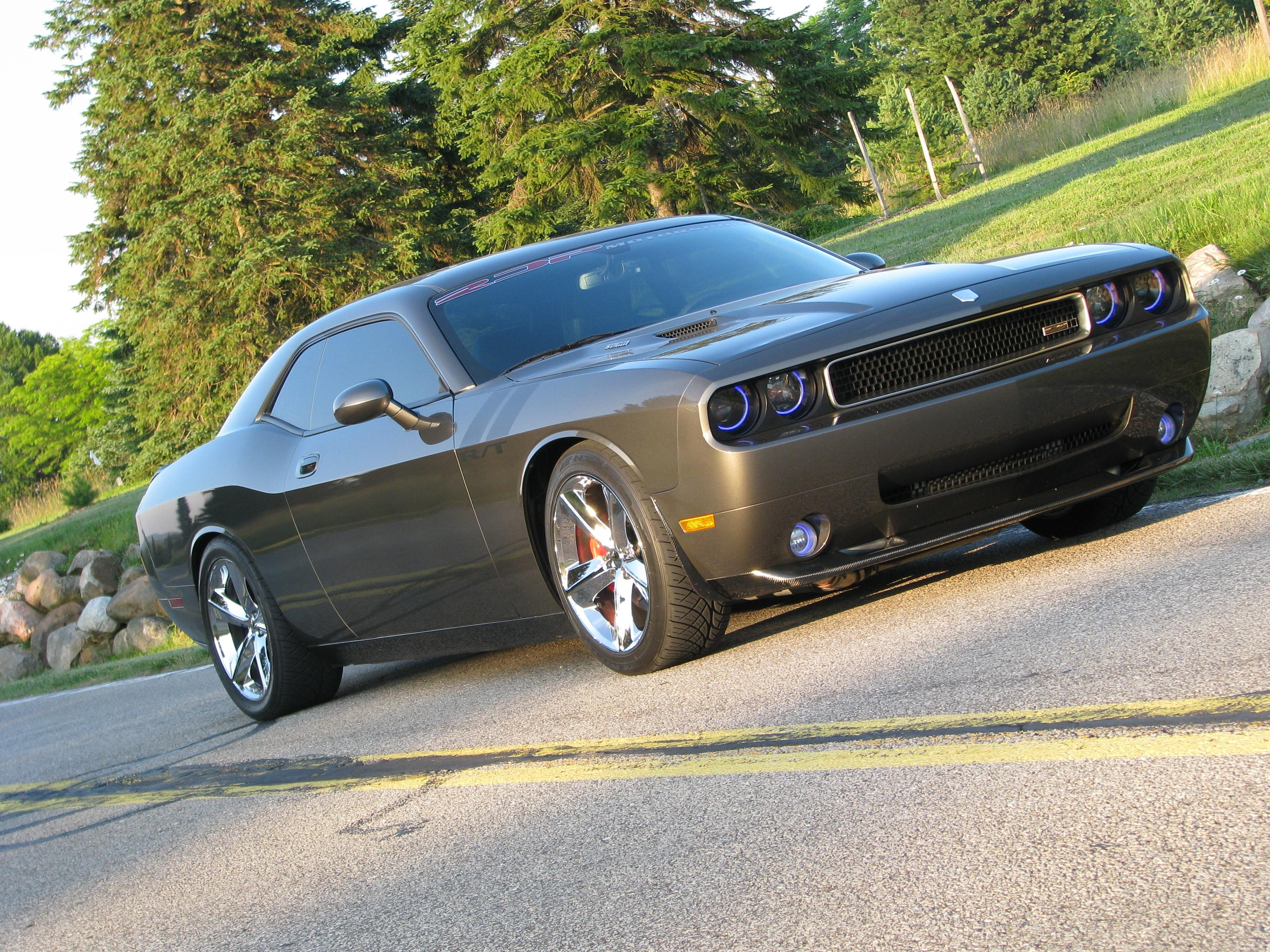70TA-09RT's 2009 Dodge Challenger