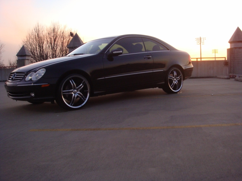 Another FlyGuysBimmer 2004 Mercedes-Benz CLK-Class post... - 14245995