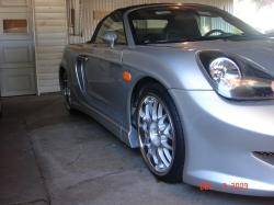 sporty98s 2001 Toyota MR2 Spyder