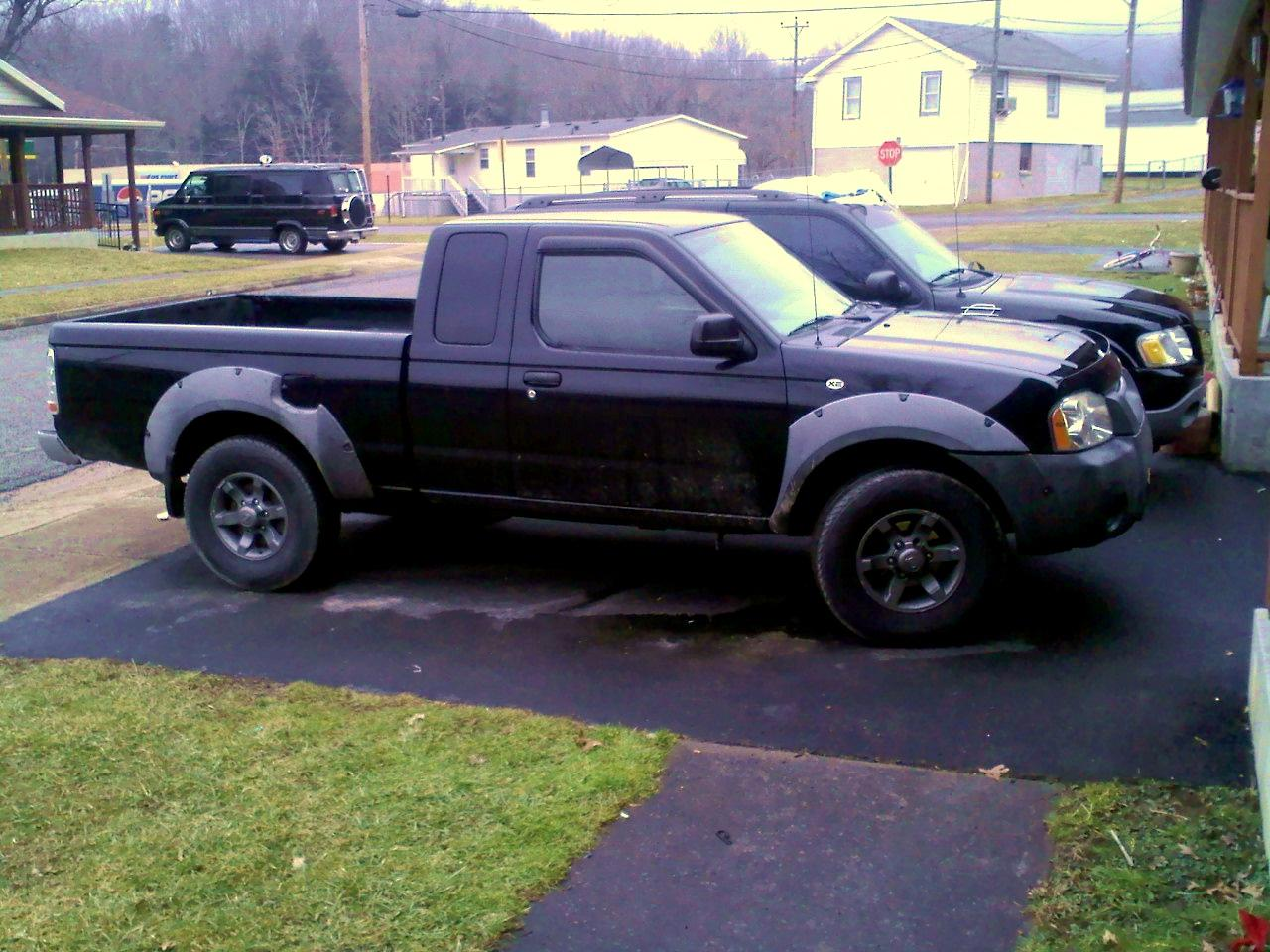 Another Xzibit1 2001 Nissan King Cab post... - 14250073