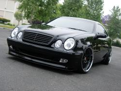 CLKFANs 1999 Mercedes-Benz CLK-Class