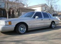 99ljg's 1991 Lincoln Town Car