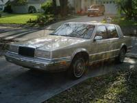 1989 Chrysler New Yorker