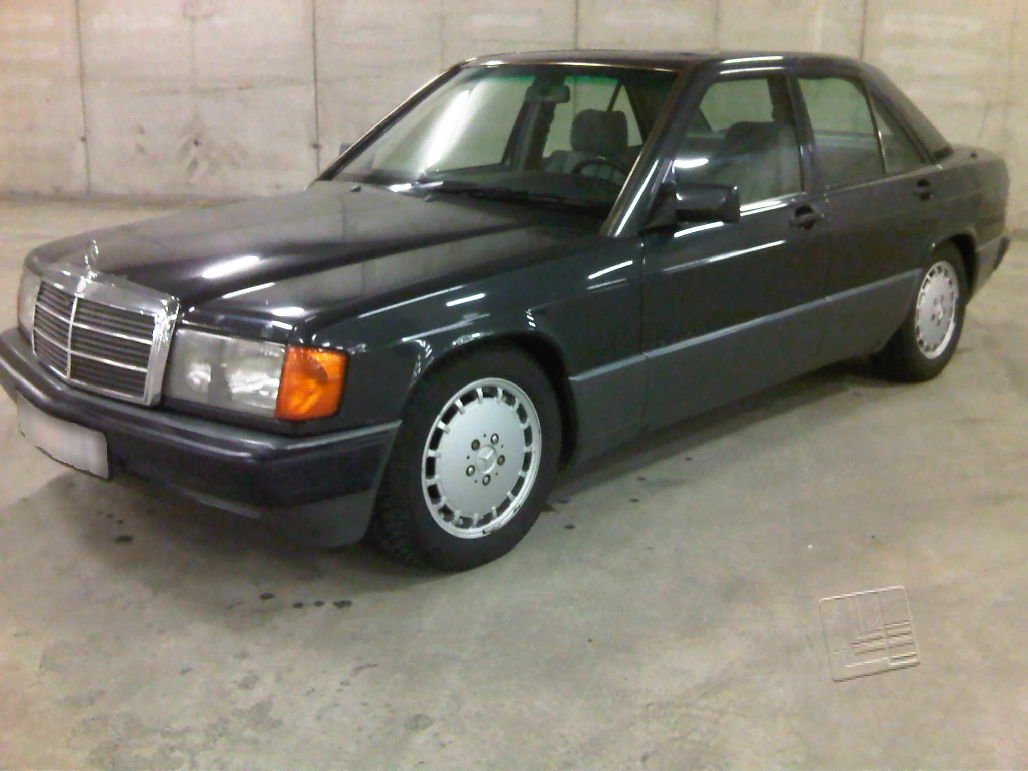 Another newFatBoy 1991 Mercedes-Benz 190-Class post... - 14249663
