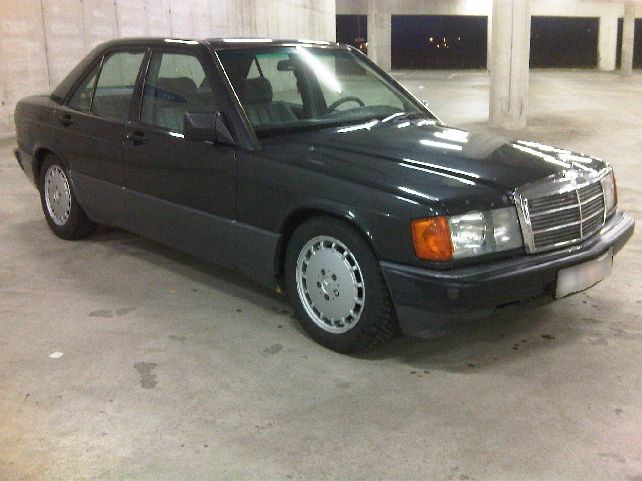 Another newFatBoy 1991 Mercedes-Benz 190-Class post... - 14249664