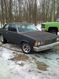 Nelly-Bells 1980 Chevrolet Malibu
