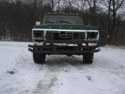79BigGreens 1979 Ford F150 Regular Cab