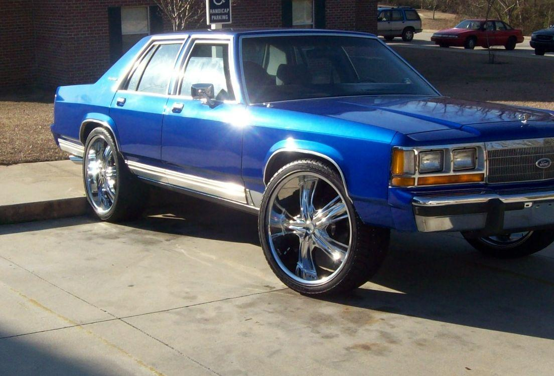 SikVic88 1988 Ford LTD Crown Victoria Specs, Photos ...
