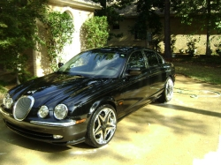LILREEs 2002 Jaguar S-Type