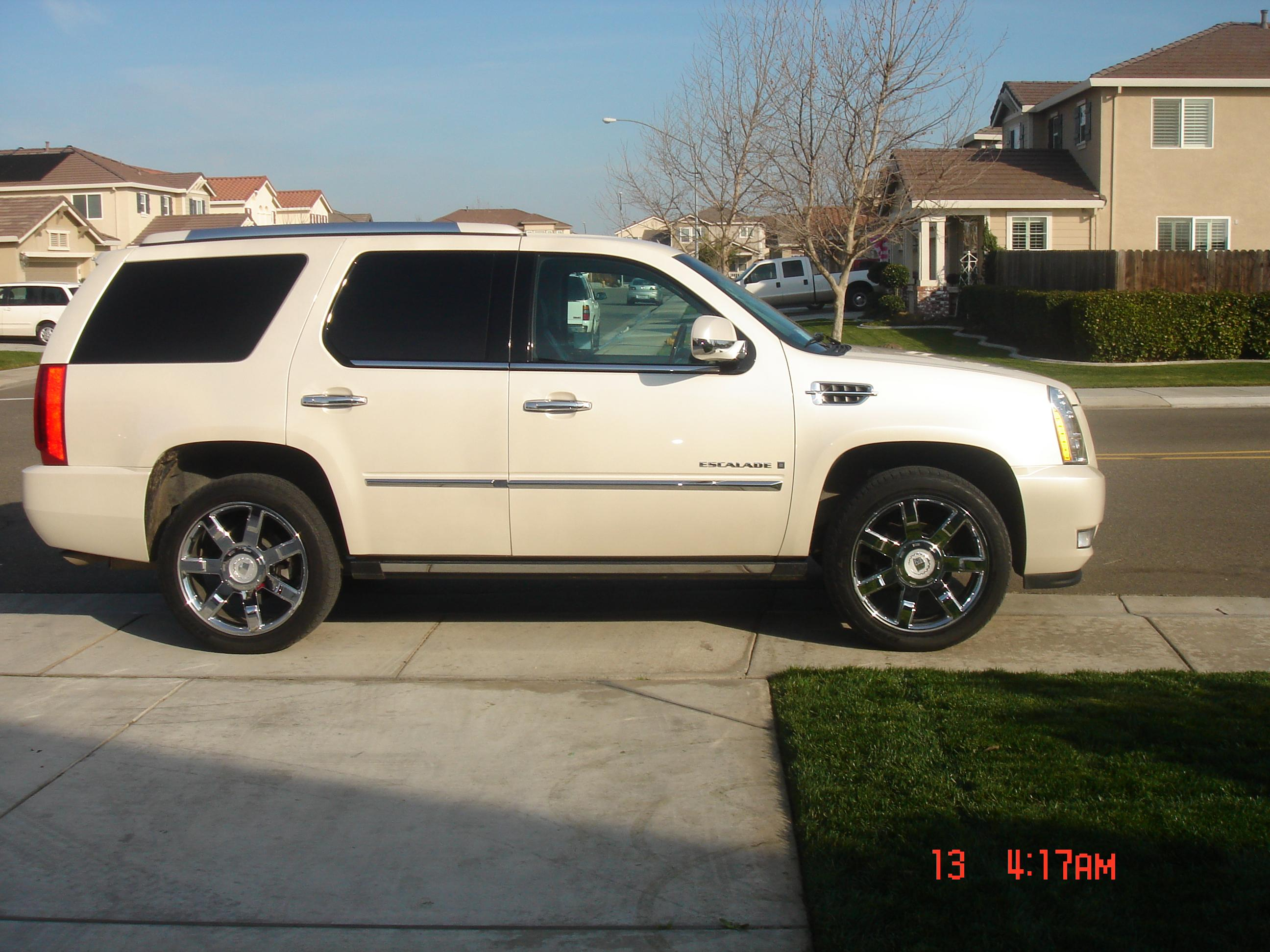 masorcas 2008 cadillac escalade specs photos. Black Bedroom Furniture Sets. Home Design Ideas