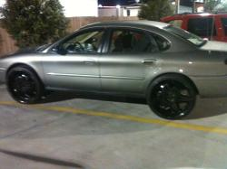 RedTeamE 2004 Ford Taurus