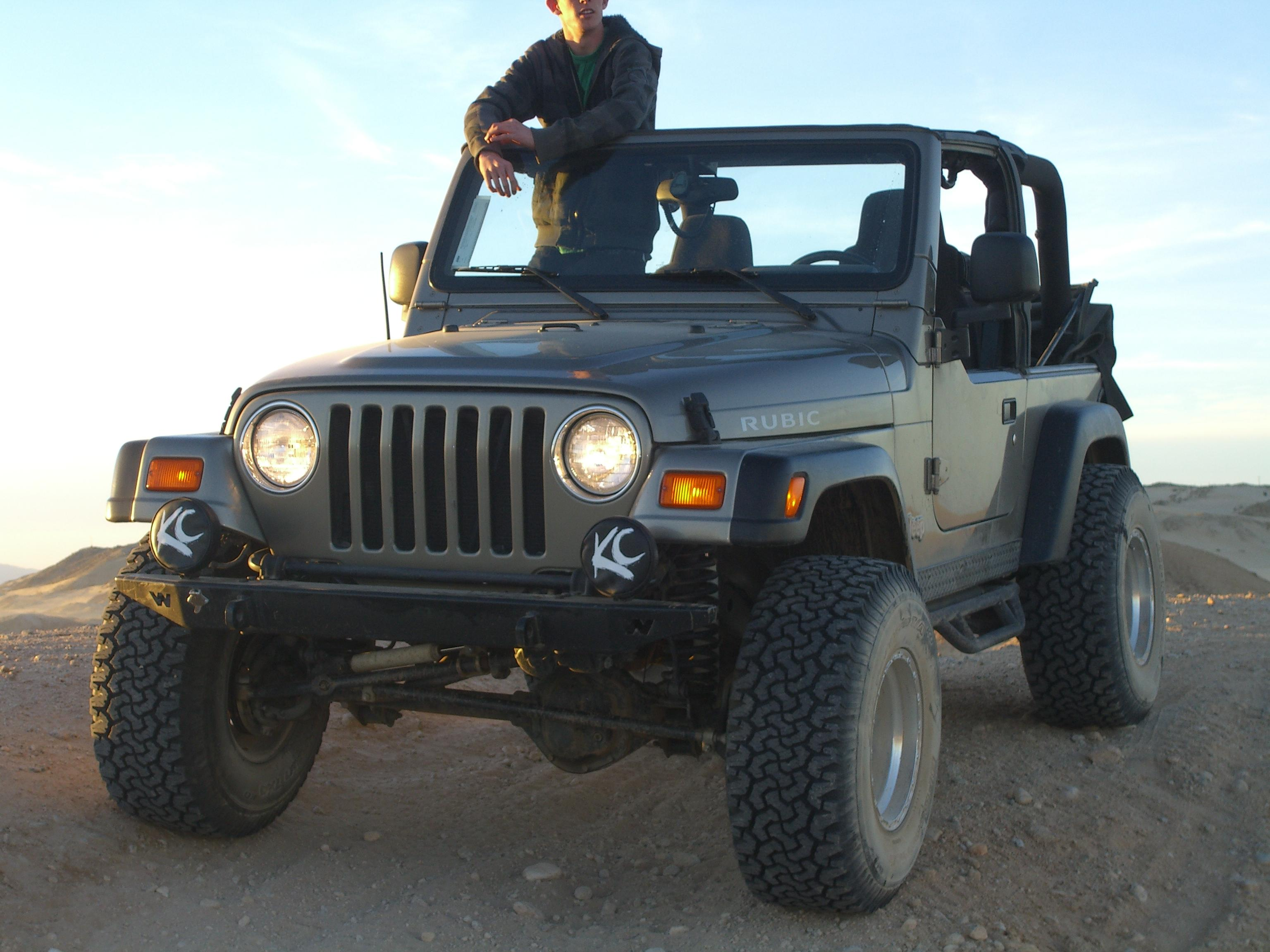 anderfu 2003 jeep wrangler specs photos modification info at cardomain. Black Bedroom Furniture Sets. Home Design Ideas
