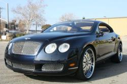 Grown_With_Classs 2005 Bentley Continental GT
