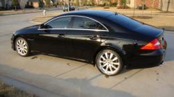 Grown_With_Classs 2006 Mercedes-Benz CLS-Class