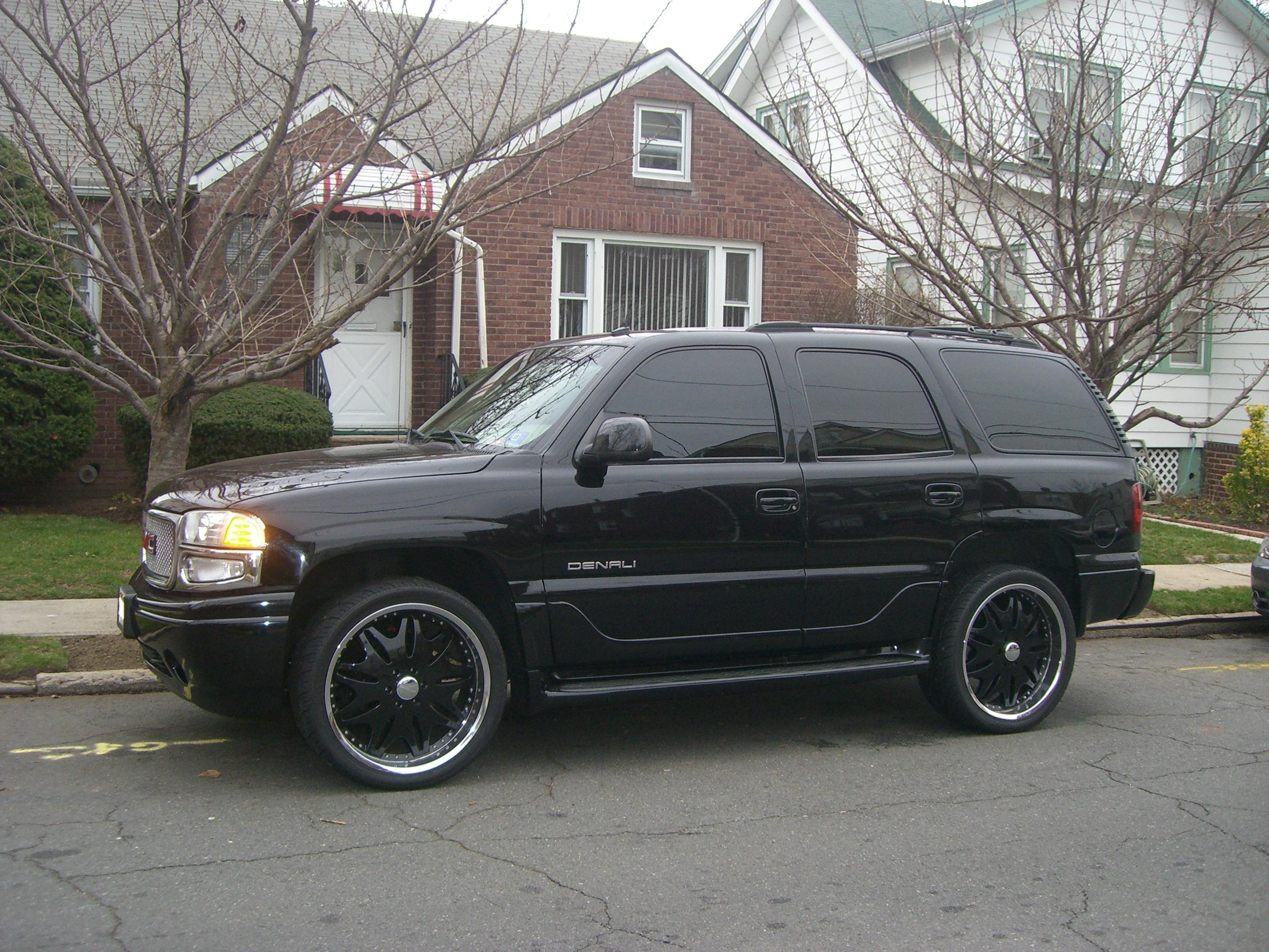 venom1978 2002 gmc yukon denali specs photos. Black Bedroom Furniture Sets. Home Design Ideas