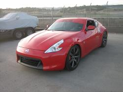 wadews 2009 Nissan 370Z