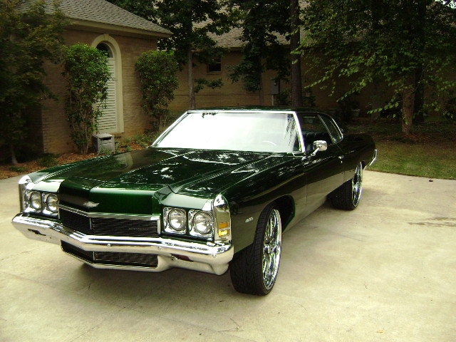 Another LILREE 1972 Chevrolet Impala post... - 14257517