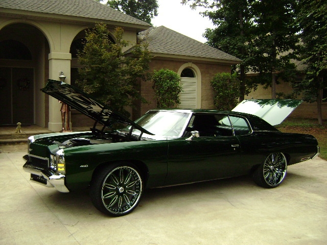 Another LILREE 1972 Chevrolet Impala post... - 14257529