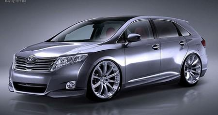 Another ZX10Ninja 2010 Toyota Venza post... - 14257548