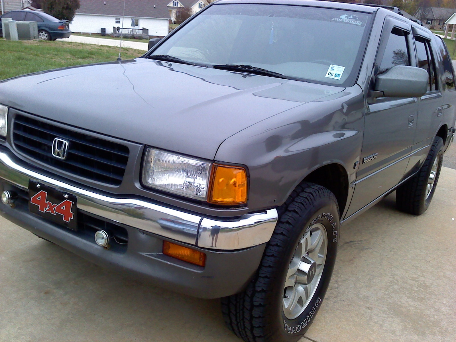 ... houndin101 1997 Honda Passport 38378040004_original ...
