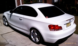mcdwf398s 2010 BMW 1 Series