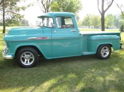 BubbasGarages 1957 Chevrolet 3100